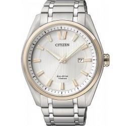 Citizen Men's Watch Super Titanium Eco-Drive AW1244-56A