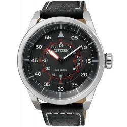 Buy Citizen Men's Watch Aviator Eco Drive AW1360-04E