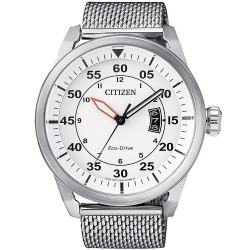 Citizen Men's Watch Aviator Eco-Drive AW1360-55A