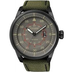 Buy Citizen Men's Watch Aviator Eco-Drive AW1365-01H