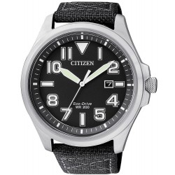 Citizen Men's Watch Military Eco-Drive AW1410-24E