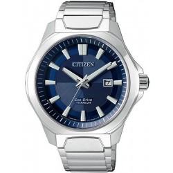 Citizen Men's Watch Super Titanium Eco-Drive AW1540-53L