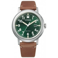 Citizen Men's Watch Military Eco Drive AW1620-13X