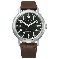 Citizen Men's Watch Military Eco Drive AW1620-21E