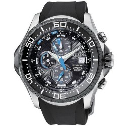 Citizen Men's Watch Promaster Chrono Aqualand BJ2111-08E Depth Meter