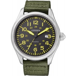 Citizen Men's Watch Military Eco-Drive BM6831-16E