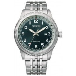 Citizen Men's Watch Aviator Eco Drive BM7480-81L