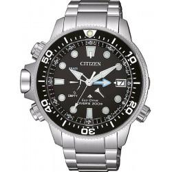 Citizen Men's Watch Promaster Aqualand Eco-Drive Diver's 200M BN2031-85E