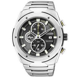 Buy Citizen Men's Watch Chrono Eco-Drive CA0155-57E