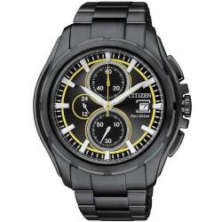 Buy Citizen Men's Watch Chrono Eco-Drive CA0275-55F