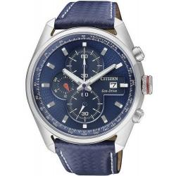 Buy Citizen Men's Watch Chrono Eco-Drive CA0360-07L