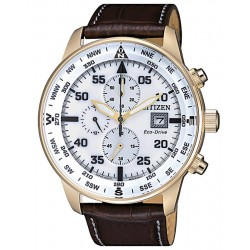 Buy Citizen Men's Watch Aviator Chrono Eco-Drive CA0693-12A