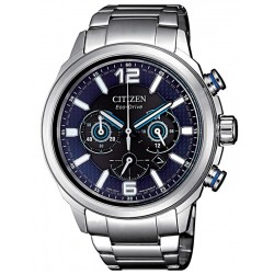 Citizen Men's Watch Chrono Racing Eco-Drive CA4381-81E