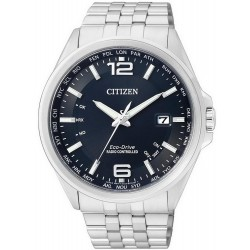 Citizen Men's Watch Radio Controlled Evolution 5 Eco-Drive CB0010-88L