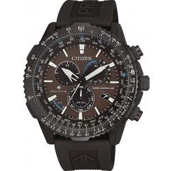Buy Citizen Men's Watch Radio Controlled Chrono Pilot CB5005-13X