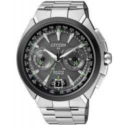 Buy Citizen Men's Watch Satellite Wave Titanium Eco-Drive CC1084-55E