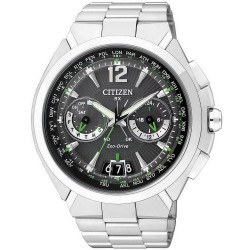 Buy Citizen Men's Watch Satellite Wave Chrono Eco-Drive CC1090-52F