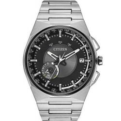Citizen Men's Watch Satellite Wave Air F100 Eco-Drive Titanium CC2006-53E