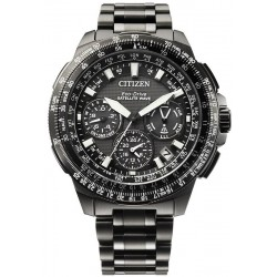 Buy Citizen Men's Watch Satellite Wave GPS Promaster Titanium CC9025-51E