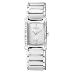 Buy Citizen Ladies Watch Eco-Drive EG2961-54A Diamonds