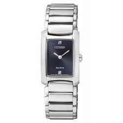 Buy Citizen Ladies Watch Eco-Drive EG2970-53L Diamonds