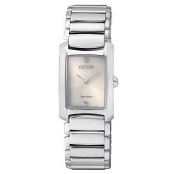 Buy Citizen Ladies Watch Eco-Drive EG2970-53P Diamonds