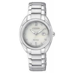 Buy Citizen Ladies Watch Eco-Drive EM0310-61A Diamonds