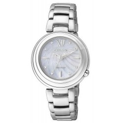 Citizen Ladies Watch Eco-Drive EM0331-52D Mother of Pearl
