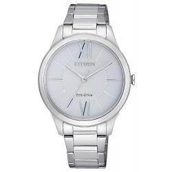 Buy Citizen Ladies Watch Eco-Drive EM0410-58A