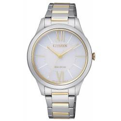Buy Citizen Ladies Watch Eco-Drive EM0414-57A