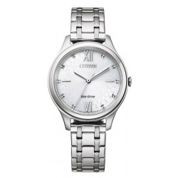 Citizen Ladies Watch Lady Eco Drive EM0500-73A