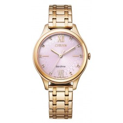 Citizen Ladies Watch Lady Eco Drive EM0503-75X