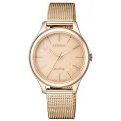 Buy Citizen Ladies Watch Lady Eco-Drive EM0503-83X