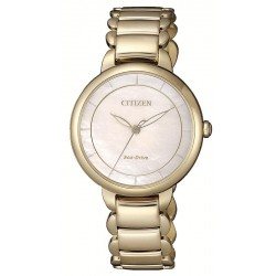 Citizen Ladies Watch Lady Eco-Drive EM0673-83D Mother of Pearl