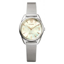 Citizen Ladies Watch Lady Eco Drive EM0681-85Y Mother of Pearl