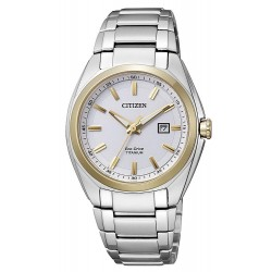 Citizen Ladies Watch Super Titanium Eco-Drive EW2214-52A
