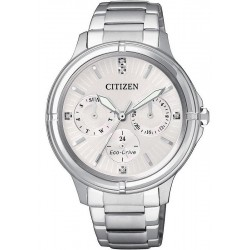 Citizen Ladies Watch Eco-Drive FD2030-51A Multifunction