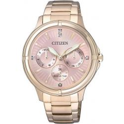 Citizen Ladies Watch Eco-Drive FD2033-52W Multifunction