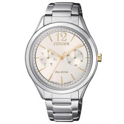 Buy Citizen Ladies Watch Lady Eco-Drive FD4024-87A Multifunction