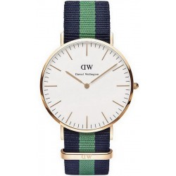 Buy Daniel Wellington Men's Watch Classic Warwick 40MM DW00100005