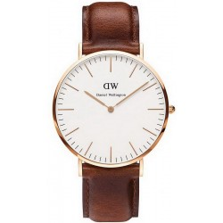 Buy Daniel Wellington Men's Watch Classic St Mawes 40MM DW00100006