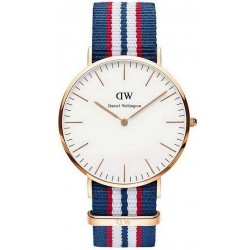 Buy Daniel Wellington Men's Watch Classic Belfast 40MM 0113DW