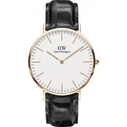 Buy Daniel Wellington Men's Watch Classic Reading 40MM DW00100014