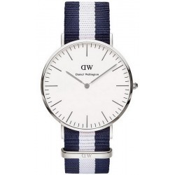 Buy Daniel Wellington Men's Watch Classic Glasgow 40MM DW00100018