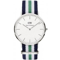 Buy Daniel Wellington Men's Watch Classic Nottingham 40MM 0208DW