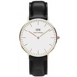 Buy Daniel Wellington Unisex Watch Classic Sheffield 36MM DW00100036