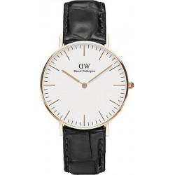 Buy Daniel Wellington Unisex Watch Classic Reading 36MM DW00100041