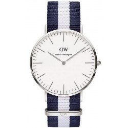 Buy Daniel Wellington Unisex Watch Classic Glasgow 36MM DW00100047