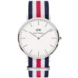 Buy Daniel Wellington Unisex Watch Classic Canterbury 36MM DW00100051