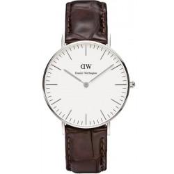 Buy Daniel Wellington Unisex Watch Classic York 36MM DW00100055
